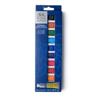 Cotman Watercolour Paint 10 x 5ml Tube Set